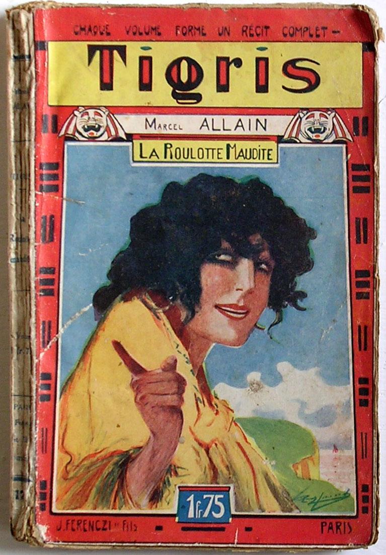 Tigris La Roulotte maudite 1929